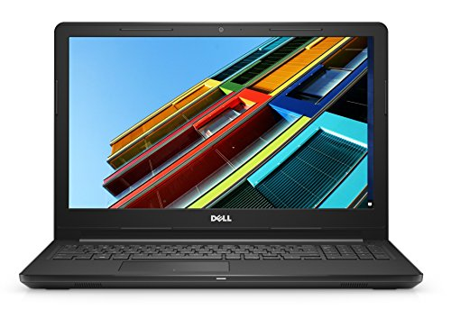 Dell Inspiron 15 3000 15.6-Inch Laptop (Matt Black) - (Intel Core i3, 8GB RAM, 1TB HDD, Windows 10)