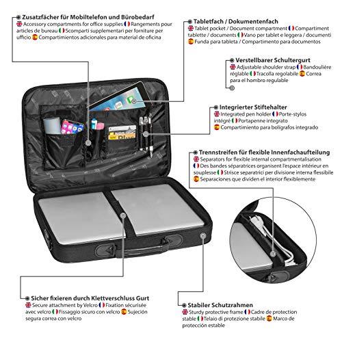 Pedea Trendline Notebooktasche bis 17 Zoll - 4