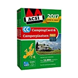 ACSI CampingCard & Camperplaatsen 2017 (ACSI Campinggids)