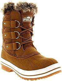 Amazon.es  botas nieve niña - Zapatos para mujer   Zapatos  Zapatos ... 240aaaab920e7