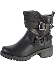 Chaussures Xti C Mod 28772 Noir