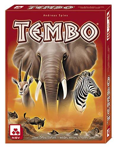 Nürnberger Spielkarten nsv-4046-Tembo-Juego de Cartas