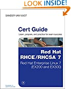 #4: Red Hat RHCSA/RHCE 7 Cert Guide: Red Hat Enterprise Linux 7 (EX200 and EX300) (Certification Guide)