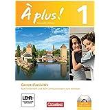 À plus. Französisch für Gymnasien, Teil 1: Carnet d'activités (inkl. 1 DVD-ROM )