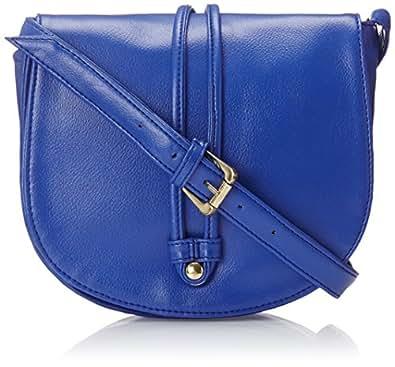 Caprese Women's Sling Bag (Navy) (SGTWIRSMNBL)