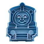 Cuticuter Percy Train Thomas and Friends Cookie Cutter, Blue, 8 x 7 x 1.5 cm