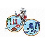 Playmobil 6529. Multi set Niño. Incluye 1 Figura Playmobil intercambiable, Pirata, Soldado o Policia.