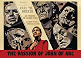 PASSION OF JOAN OF ARC, THE [LA PASSION DE JEANNE D'ARC] (Masters of Cinema)(DVD) [1928] [UK Import]
