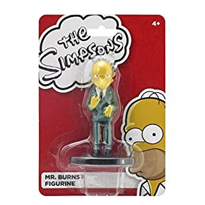 Simpsons The Montgomery 2.75 PVC Action Figure by Simpsons 2