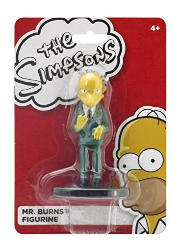 Simpsons The Montgomery 2.75 PVC Action Figure by Simpsons 3