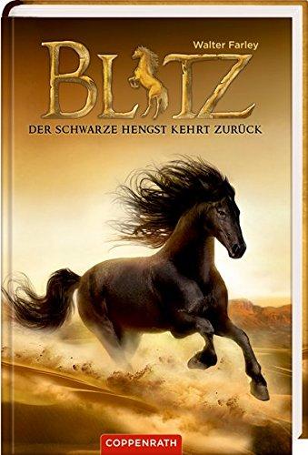 Blitz (Bd. 2): Der schwarze Hengst kehrt zurück (Schwarze Buch Band)
