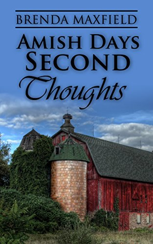 Amish Days Second Thoughts A Short Story Amish Romance Hollybrook Amish Romance