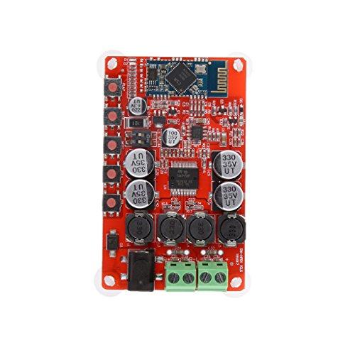 Dolity Audioverstärker TDA7492P Verstärker Wireless Digital Bluetooth Dual Channel Audio Receiver Verstärker Board (Receiver Wireless Digital)