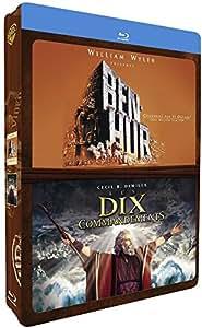 Ben-Hur + Les dix commandements [Édition Limitée boîtier SteelBook]
