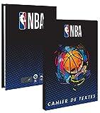 NBA Cahier de Texte Collection Officielle - Basketball