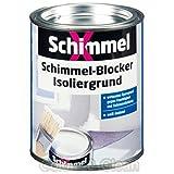 SchimmelX Schimmelblocker Isoliergrund weiß 6 x 750ml