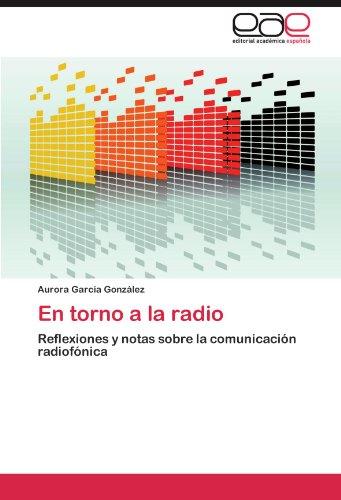 En Torno a la Radio por Aurora Garc a. Gonz Lez