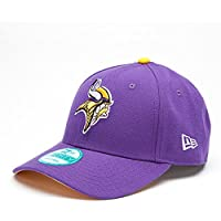 uk availability 75ba9 6cb17 New Era Minnesota Vikings First Down Adjustable NFL Cap