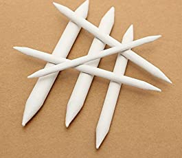 PINDIA Paper Stumps Set Of 6 Compressed Paper smudging sticks