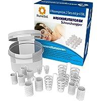 Anti-Schnarchmittel Schnarchstopper 8pk | Verschiedene Größen von Anti Schnarch Nasendilatatoren, entwickelt um... preisvergleich bei billige-tabletten.eu