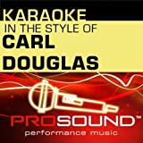 Kung Fu Fighting (Karaoke Instrumental Track)[In the style of Carl Douglas]