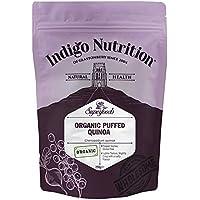 Indigo Herbs Quinoa Inflada Orgánica 250g