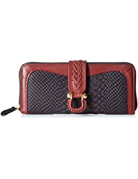 Hidesign Women's Wallet (Aubergine)