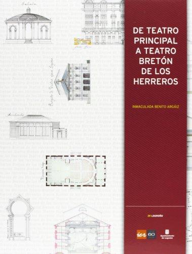 De Teatro Principal a Teatro Bretón de los Herreros (Logroño)