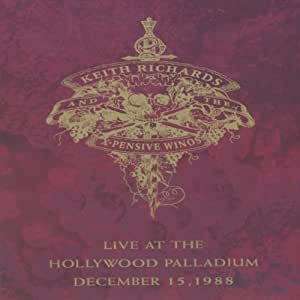 Keith Richards : Live At The Hollywood Palladium (1988)