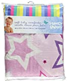 Honey Bunny Butterfly Bounce Blanket - p...