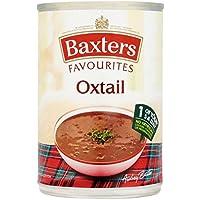 Baxters Favoritos De Rabo De Buey Sopa 400g (Paquete de 6)
