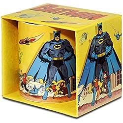 Batman Taza de Cafe - DC Comics Taza - Diseño original con licencia - LOGOSHIRT