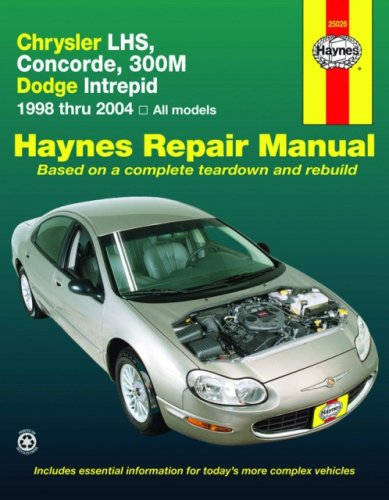 chrysler-lh-1998-04-haynes-automotive-repair-manuals