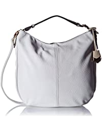 Gussaci Italy Women's Handbag (White) (GUS077)