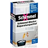 SchimmelX Schimmel‐Blocker Reparaturspachtel 1kg