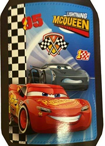 Disney pixer cars 3 saetta mcqueen - coperta in pile
