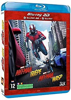 Ant-Man et la Guêpe [Combo Blu-ray 3D + Blu-ray 2D] (B07FNSDL2K) | Amazon Products