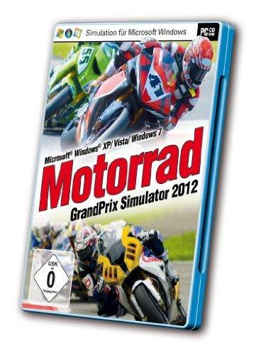 Preisvergleich Produktbild Motorrad GrandPrix Simulator 2012 - [PC]