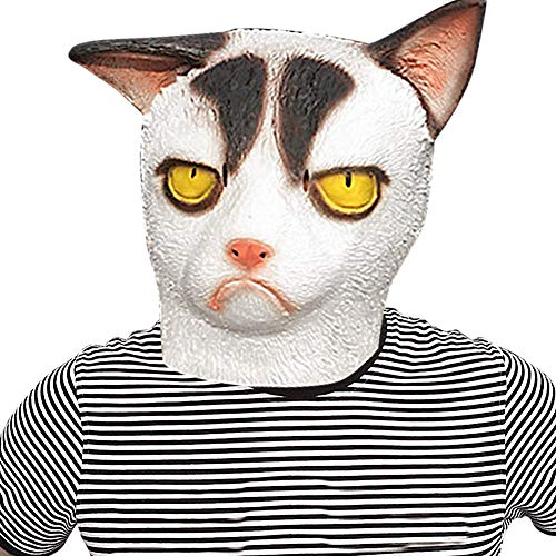 Halloween Cat Ball Masken, Festivals Kostüm Ball Masken -