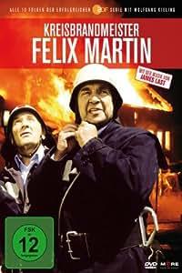 Kreisbrandmeister Felix Martin [Collector's Edition] [2 DVDs]