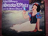 Walt Disney's Snow White and the Seven Dwarfs - Film Picture Book by Walt Disney Productions Limited (1980-10-30)