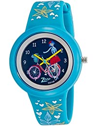 Zoop Analog Multi-Colour Dial Girls Watch-NK26006PP03