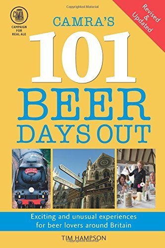 101 Beer Days Out by Tim Hampson (2015-10-19)