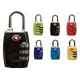 Best Samsonite Lock Keys - 1 X TSA Approved Combination Padlock; Security Luggage Review