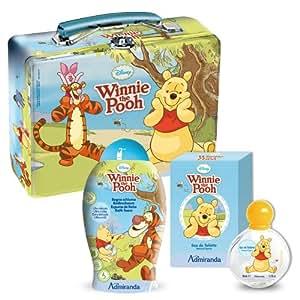 Disney - Coffret de Bain Luxe - Winnie l'Ourson