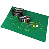 Sohler By Eurotrade W 2003847 Texas Hold'em - Set de Regalo