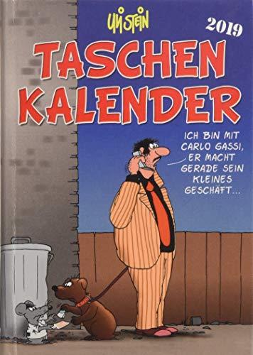Uli Stein Taschenkalender 2019 por Uli Stein