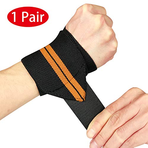 Wrist Wraps by Vikaster-18 Grado Profesional Lazos
