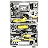 ALIKEEY tools 22Piece Professional Repair Box Fahrradwerkzeug Kit Entfernungswerkzeug