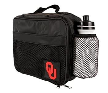 Mighty Mac Oklahoma Sooners Ncaa Insulated Lunch Bag - 0